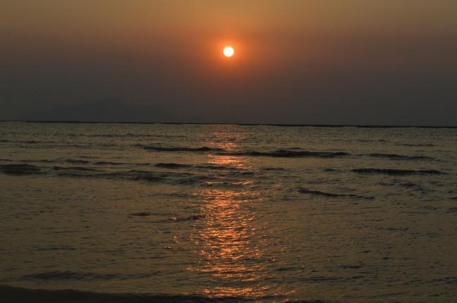 Sunset at Ha Pak Nai