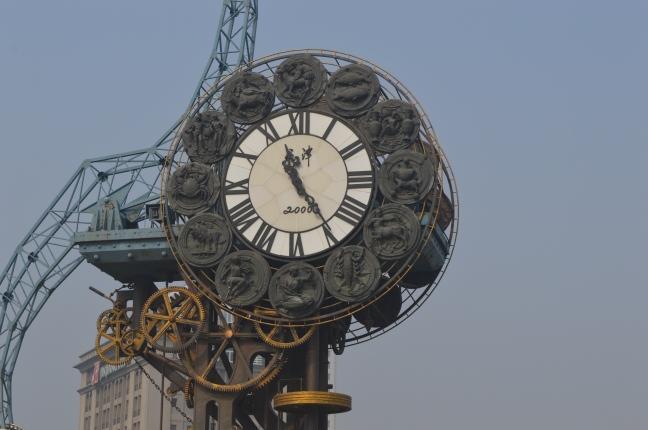 Tianjin Century Clock