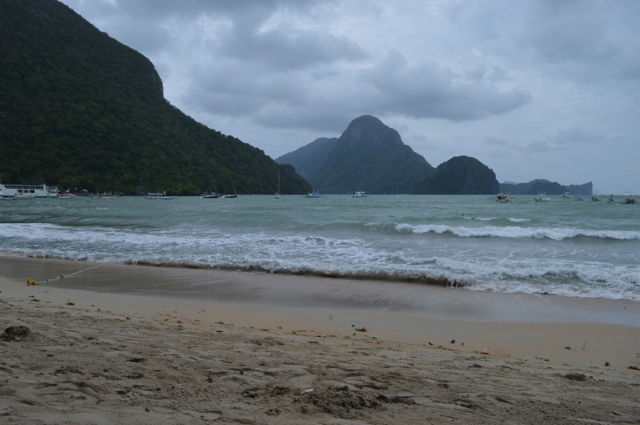 Not the El Nido I imagined...