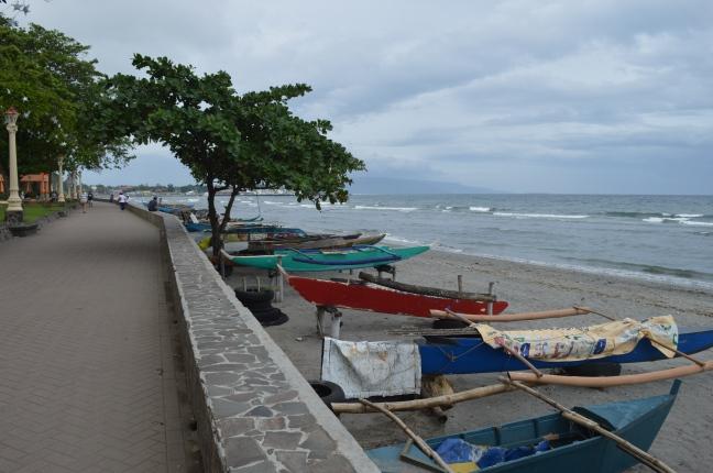Rizal Promenade, Dumaguete