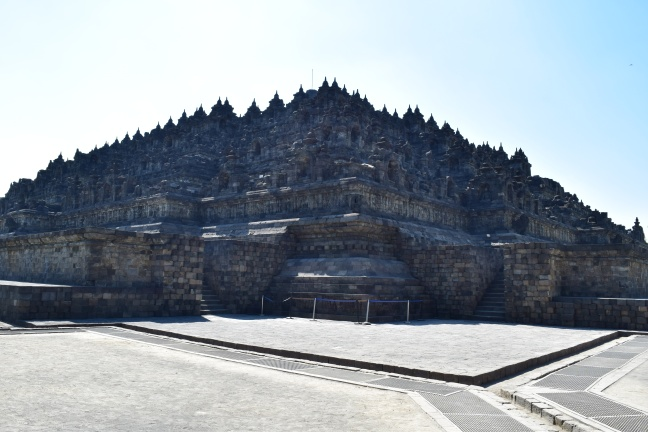Borobodur in all its glory