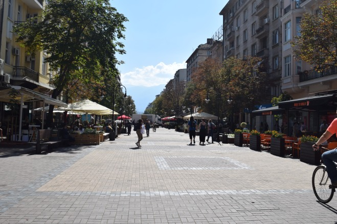 Vitosha Blvd.